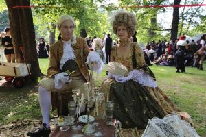 WGT 2014 Viktorianisches Picknick